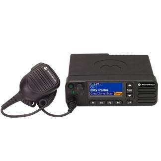 MOTOTRBO™ DM4600 & DM4601 MOBILE TWO-WAY RADIO