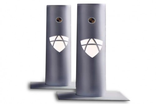 High Security Rising Bollard
