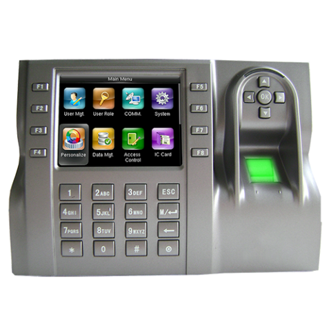 ZKTECO iClock 580