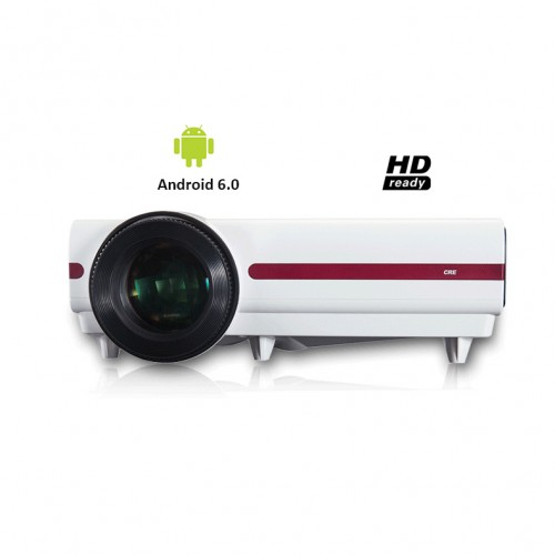 Cre X1500 Home School LED LCD Projector